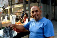 Friendly Street Vendor